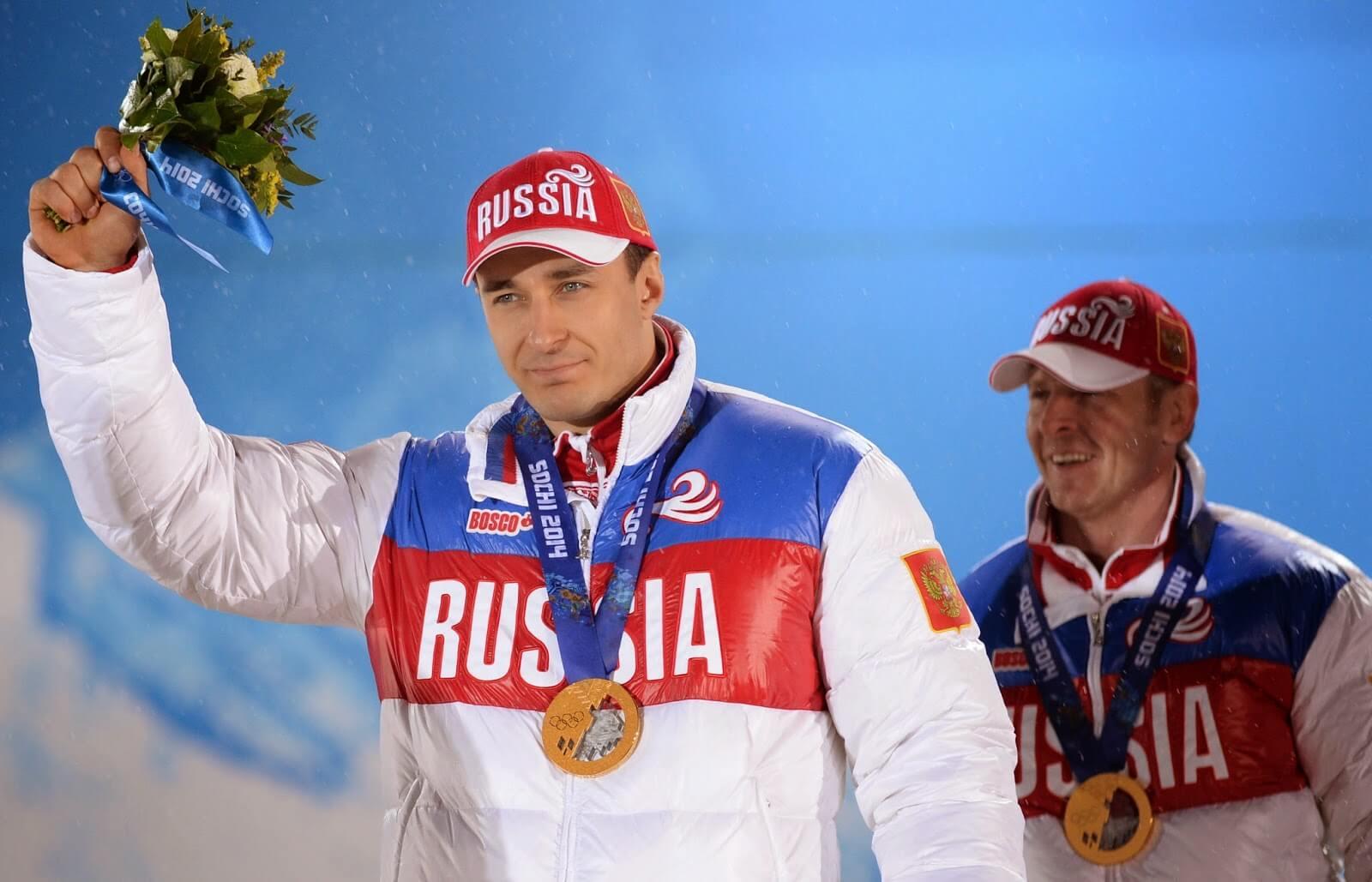 Алексей воевода бобслей фото