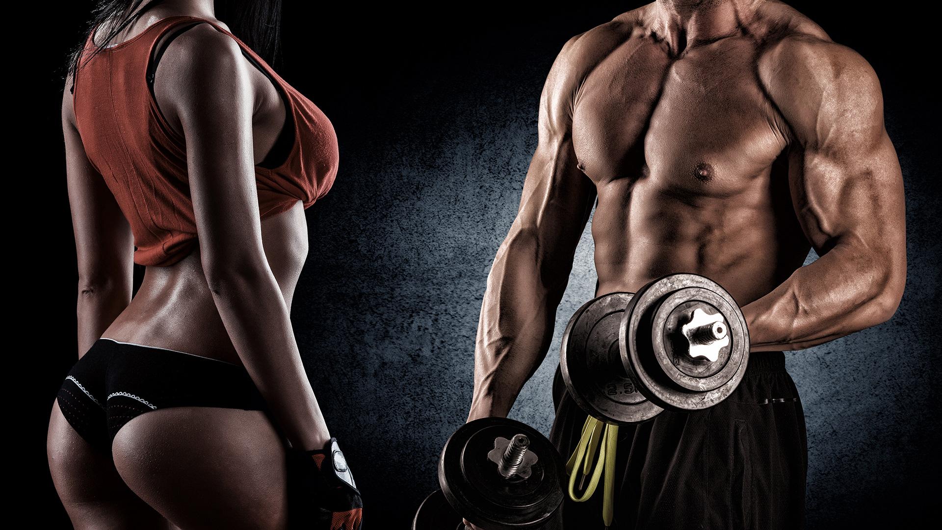 Как похудеть и накачаться одновременно девушке