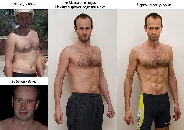 Таких поразительных результатов в плане похудения и улучшения в организме, а также в плане здоровья не давала мне ни одни другая диета (а перепробовала я их немало).