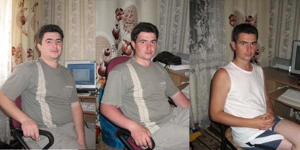сыроедение до и после