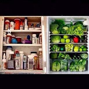 вегетарианство и похудение