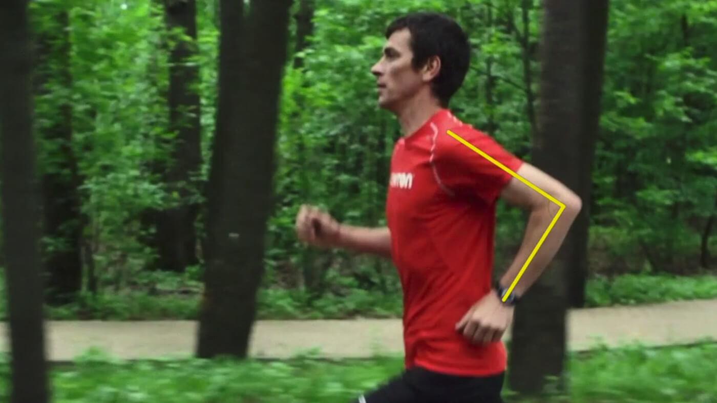 Техника правильного бега