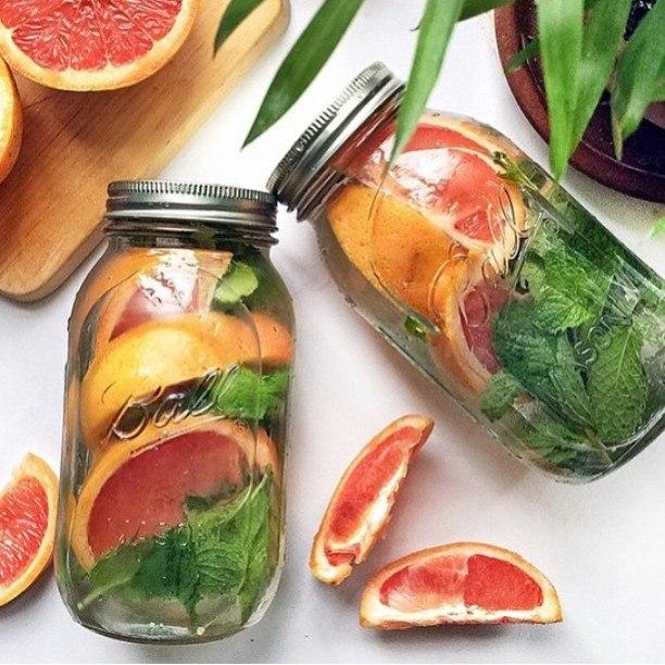 рецепт смузи ball mason jar