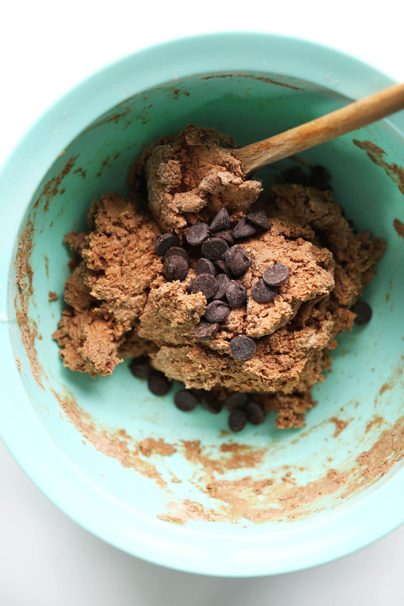 вегетарианский рецепт печенья