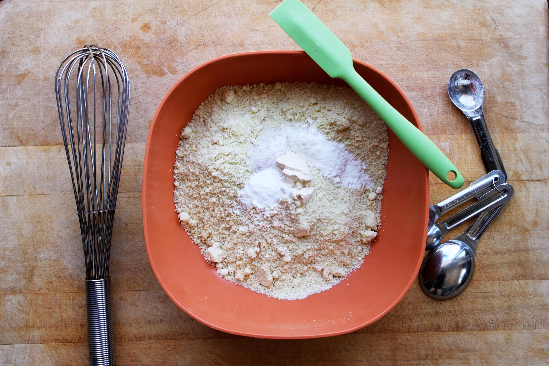 рецепт вегетарианское печенье