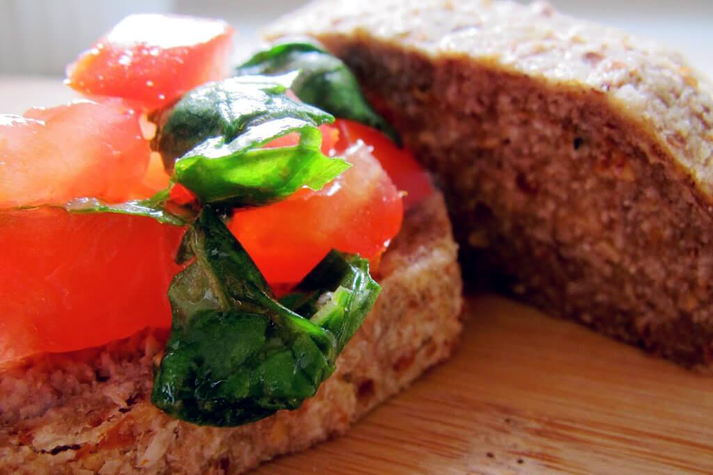 сыроедческие хлебцы
