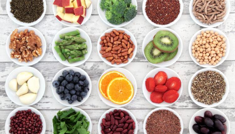 Как вегетарианцу набрать веc